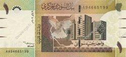 1 Pound SOUDAN  2006 P.64a pr.NEUF