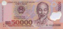 50000 Dong VIET NAM  2003 P.119 NEUF