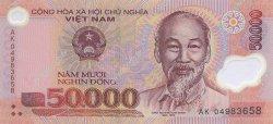 50000 Dong VIET NAM  2004 P.119 NEUF