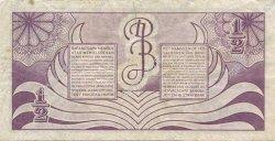 0,5 Gulden INDES NEERLANDAISES  1948 P.097 TTB