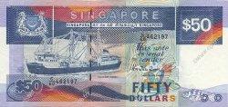50 Dollars SINGAPOUR  1994 P.32 pr.SPL