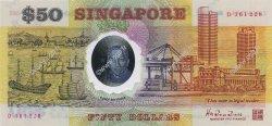 50 Dollars SINGAPOUR  1990 P.31 NEUF