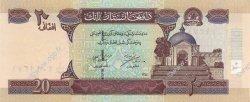 20 Afghanis AFGHANISTAN  2002 P.068 NEUF