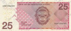 25 Gulden ANTILLES NÉERLANDAISES  2003 P.29c NEUF