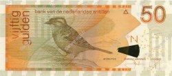 50 Gulden ANTILLES NÉERLANDAISES  2003 P.30c NEUF