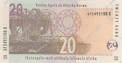 20 Rand AFRIQUE DU SUD  2005 P.129 NEUF