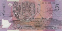 5 Dollars AUSTRALIE  2003 P.57b NEUF