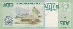 2000 Kwanzas ANGOLA  2003 P.151 NEUF