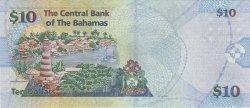 10 Dollars BAHAMAS  2005 P.73 NEUF