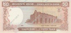 50 Taka BANGLADESH  2003 P.41a SPL
