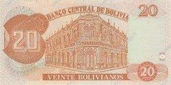 20 Bolivianos BOLIVIE  1997 P.205c pr.NEUF
