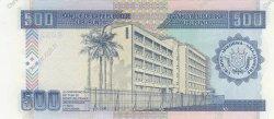 500 Francs BURUNDI  1995 P.37A NEUF