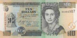 10 Dollars BELIZE  2005 P.68b NEUF