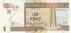 1 Peso CUBA  2006 P.FX46 NEUF
