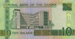 10 Dalasis GAMBIE  2006 P.26 NEUF