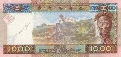 1000 Francs Guinéens GUINÉE  2006 P.40a NEUF
