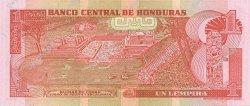 1 Lempira HONDURAS  2003 P.084 NEUF