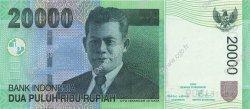 20000 Rupiah INDONÉSIE  2006 P.144c NEUF