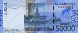 50000 Rupiah INDONÉSIE  2005 P.145 pr.NEUF