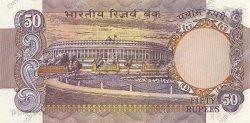 50 Rupees INDE  1978 P.084f SPL