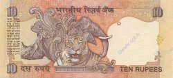 10 Rupees INDE  1996 P.089d NEUF