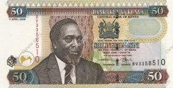 50 Shillings KENYA  2006 P.41a pr.NEUF