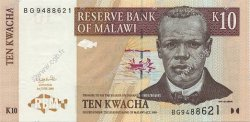 10 Kwacha MALAWI  2004 P.43c NEUF