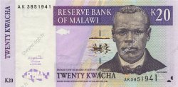 20 Kwacha MALAWI  2004 P.44c NEUF