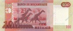 100 Meticais MOZAMBIQUE  2006 P.145a NEUF