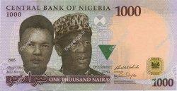 1000 Naira NIGERIA  2005 P.36 pr.NEUF