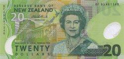 20 Dollars NOUVELLE-ZÉLANDE  2005 P.187b NEUF