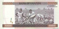 50000 Shillings OUGANDA  2003 P.47a NEUF