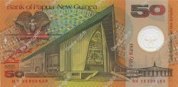 50 Kina PAPOUASIE NOUVELLE GUINÉE  1999 P.18a NEUF
