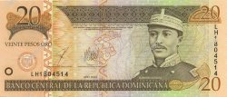 20 Pesos Oro RÉPUBLIQUE DOMINICAINE  2003 P.169a NEUF