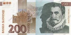 200 Tolarjev SLOVÉNIE  2004 P.15d NEUF