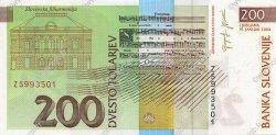 200 Tolarjev SLOVÉNIE  2004 P.15d SPL