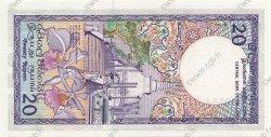 20 Rupees SRI LANKA  1990 P.097b NEUF
