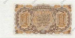 1 Koruna TCHÉCOSLOVAQUIE  1953 P.078b pr.NEUF