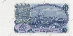 25 Korun TCHÉCOSLOVAQUIE  1953 P.084b NEUF