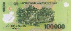100000 Dong VIET NAM  2004 P.122a NEUF