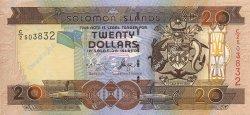 20 Dollars ÎLES SALOMON  2006 P.28a NEUF