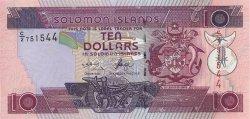 10 Dollars ÎLES SALOMON  2006 P.27 NEUF