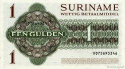 1 Gulden SURINAM  1986 P.116i NEUF