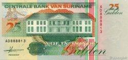 25 Gulden SURINAM  1991 P.138a NEUF
