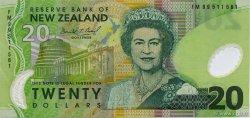 20 Dollars NOUVELLE-ZÉLANDE  1999 P.187 SUP