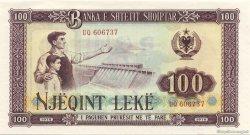 100 Leke ALBANIE  1976 P.46a NEUF