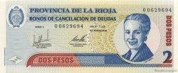 2 Pesos ARGENTINE  2001 P.- NEUF