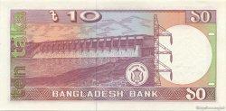 10 Taka BANGLADESH  1996 P.32 pr.NEUF