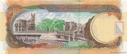 10 Dollars BARBADE  2007 P.68 pr.NEUF