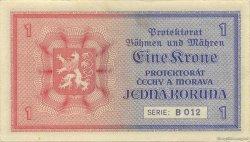 1 Koruna BOHÊME ET MORAVIE  1940 P.03a pr.NEUF